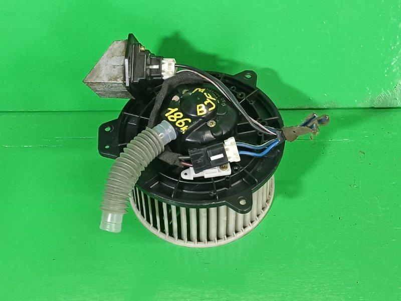 Мотор печки Mazda Familia BJFW (б/у)