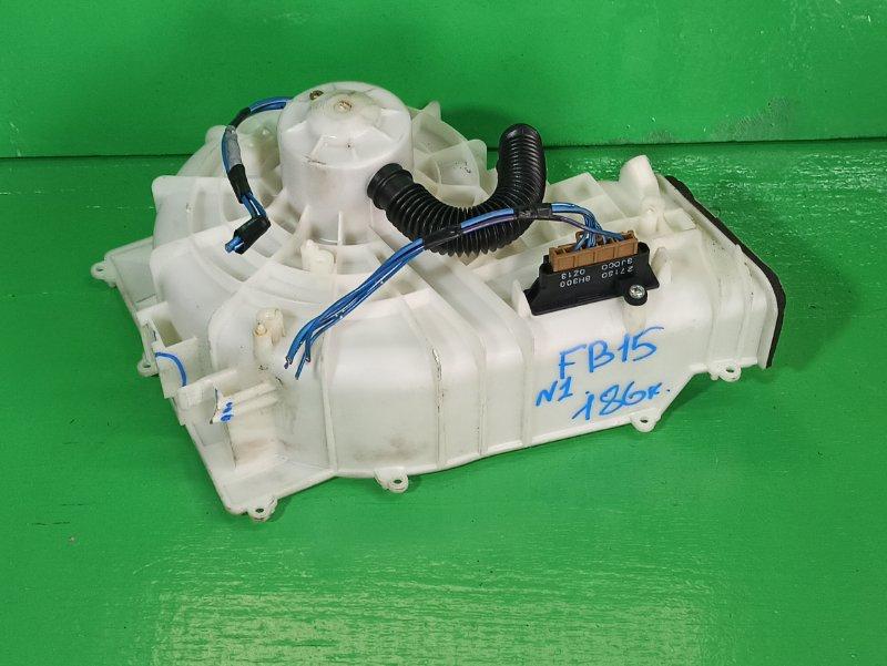 Мотор печки Nissan Sunny FB15 (б/у) №1