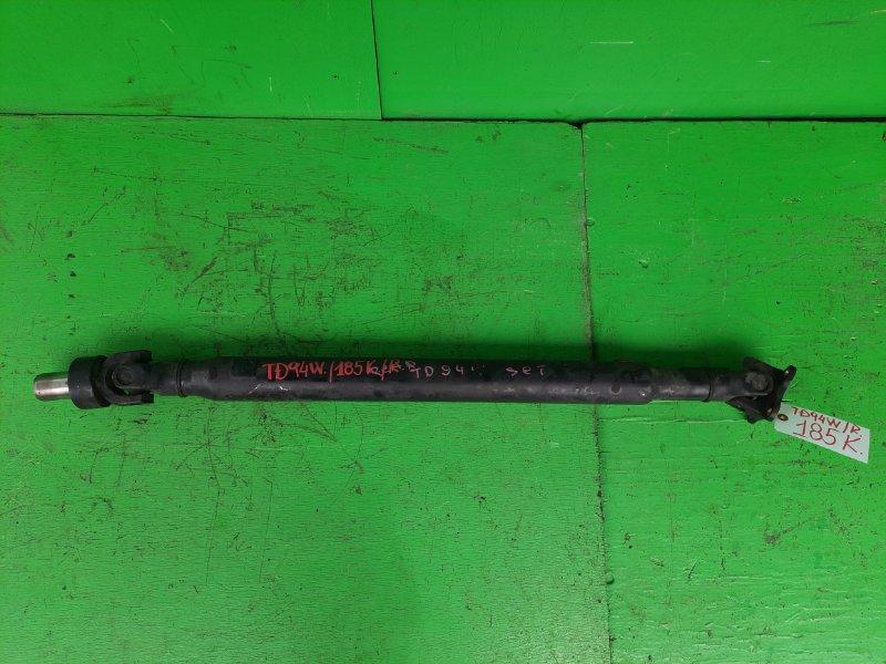 Карданный вал Suzuki Escudo TD94W H27A задний (б/у)