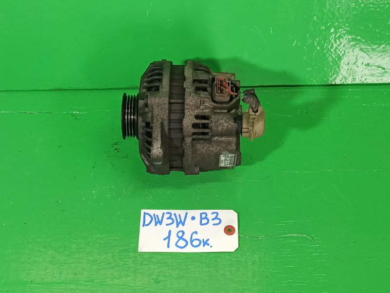 Генератор Mazda Demio DW3W B3 (б/у)