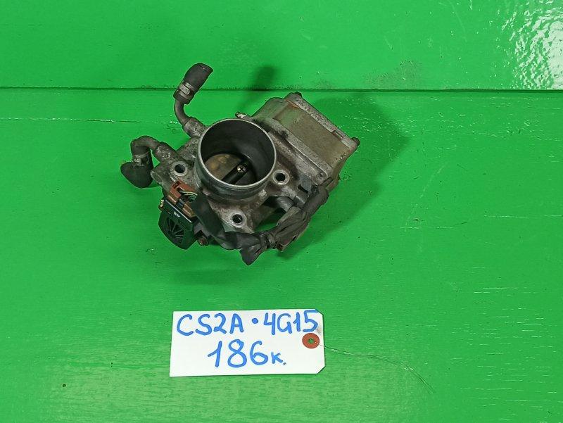 Дроссельная заслонка Mitsubishi Lancer CS2A 4G15 (б/у)