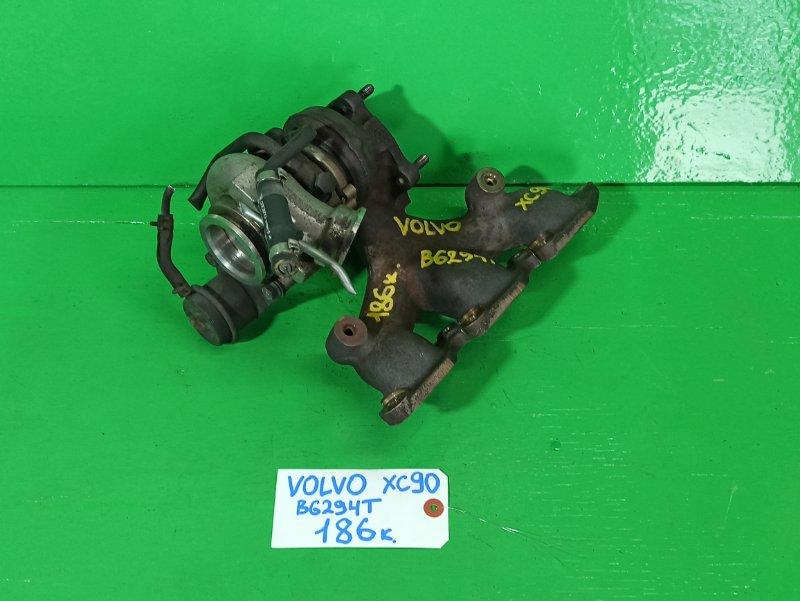 Турбина Volvo Xc90 C91 B6294T (б/у)