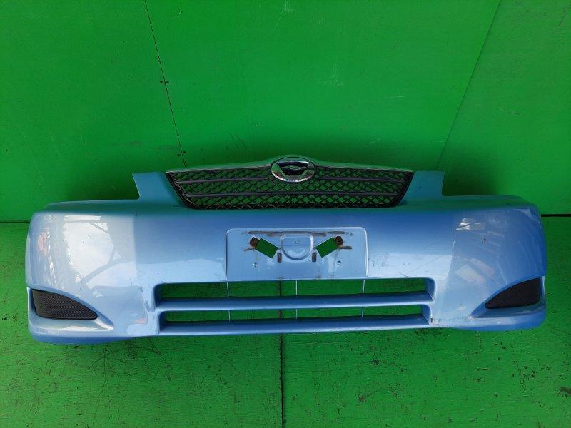 Бампер Toyota Corolla Runx NZE121 передний (б/у)