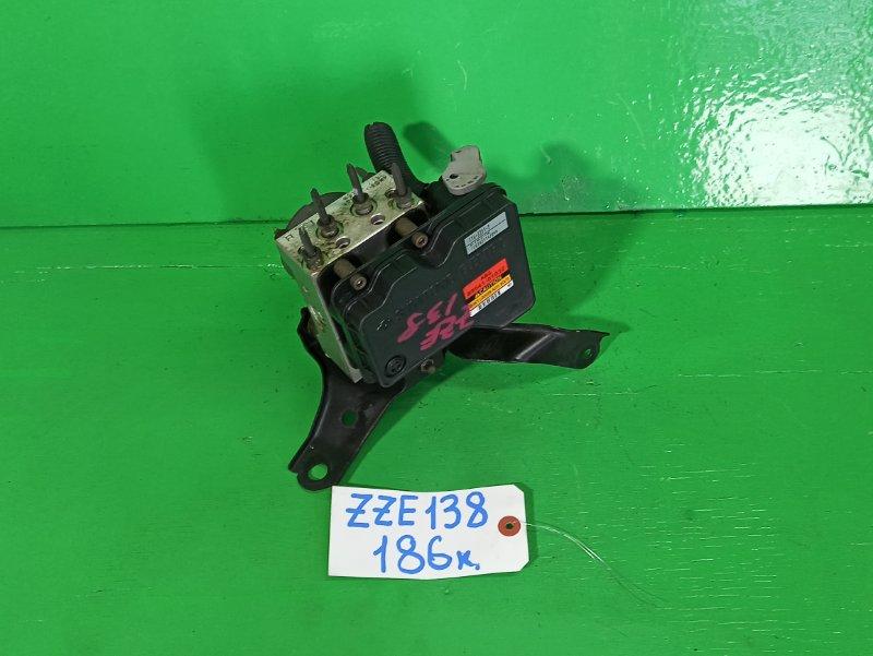 Блок abs Toyota Voltz ZZE138 (б/у)