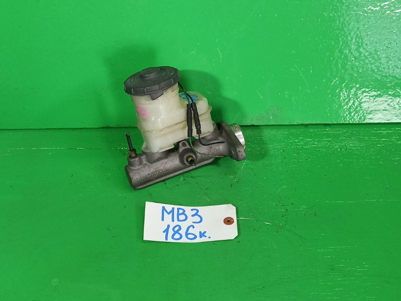 Главный тормозной цилиндр Honda Domani MB3 (б/у)