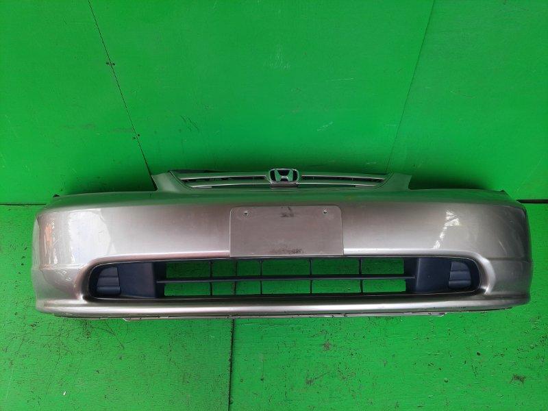 Бампер Honda Civic ES1 передний (б/у)