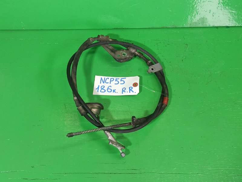 Тросик ручника Toyota Probox NCP55 задний правый (б/у)
