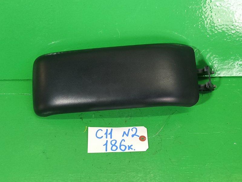 Подлокотник Nissan Tiida C11 (б/у) №2