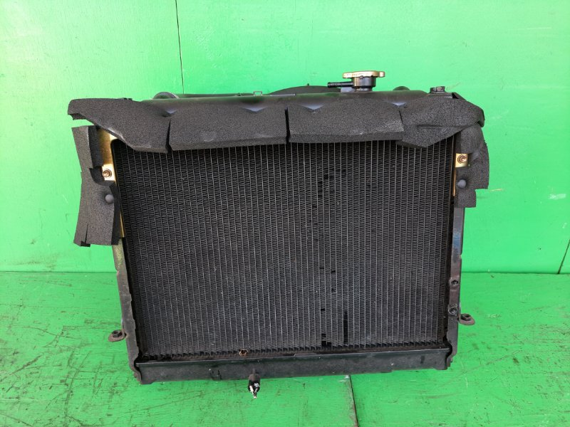 Радиатор основной Toyota Dyna YY201 3Y (б/у)