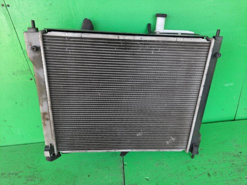 Радиатор основной Nissan Juke F15 MR16-DDT (б/у)