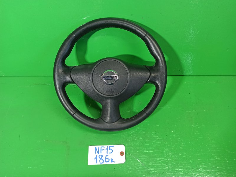 Руль с airbag Nissan Juke NF15 (б/у)