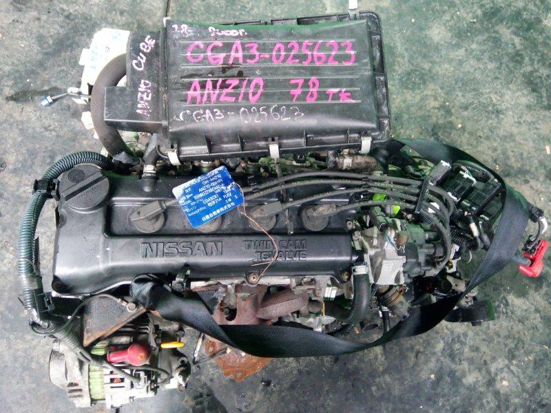 Двигатель Nissan Cube ANZ10 CGA3 2000 (б/у)