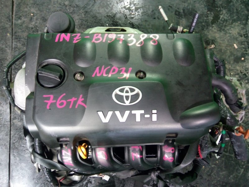 Двигатель Toyota Bb NCP31 1NZ-FE (б/у)