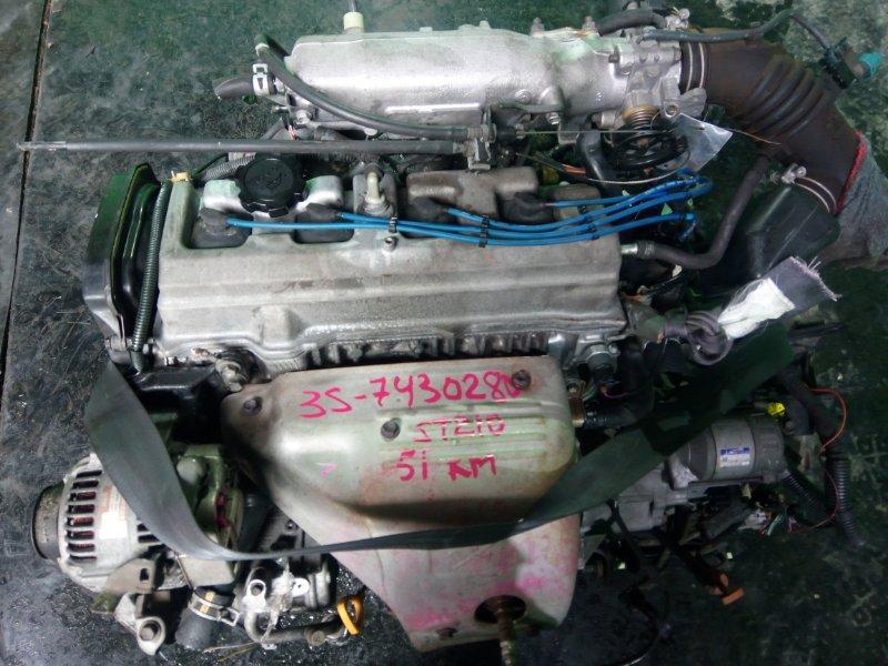 Двигатель Toyota Caldina ST210 3S-FE 1998 (б/у)