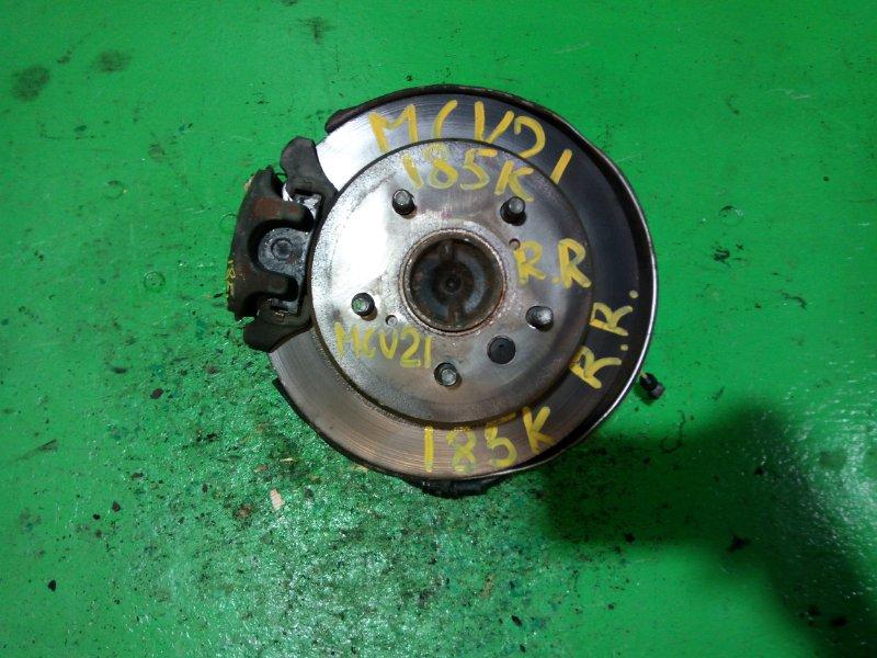 Ступица Toyota Windom MCV21 задняя правая (б/у)