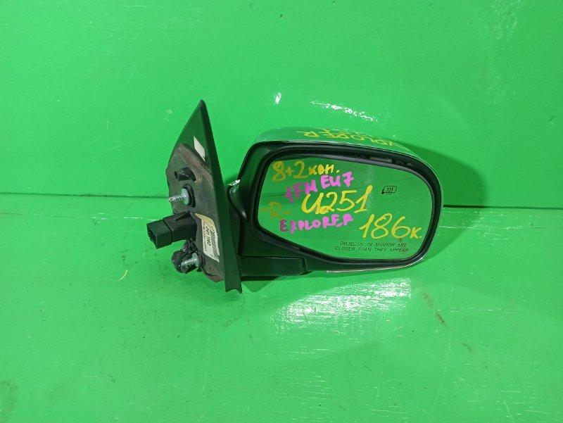 Зеркало Ford Explorer U251 правое (б/у)