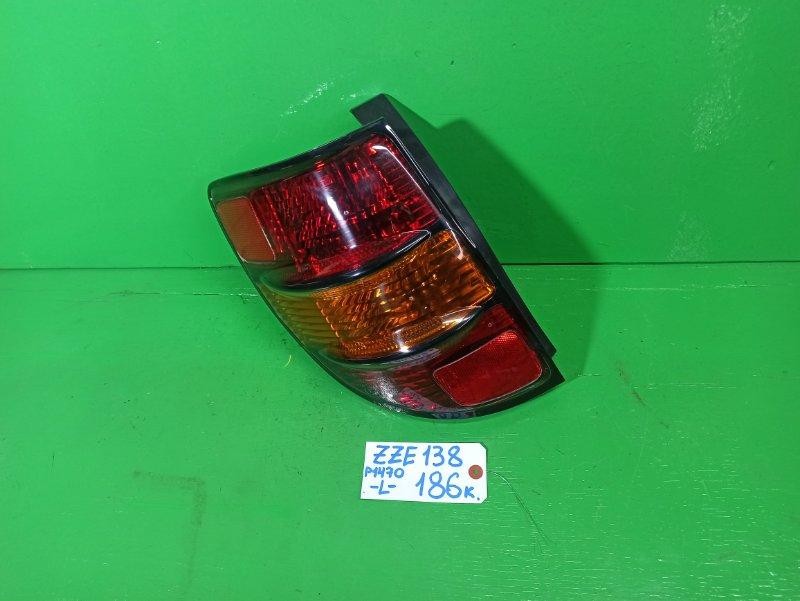 Стоп-сигнал Toyota Voltz ZZE138 левый (б/у)