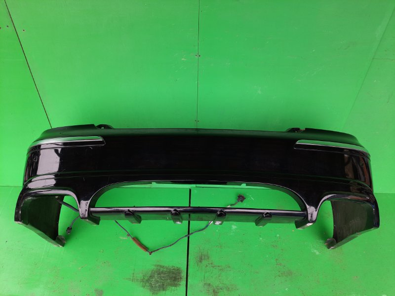 Бампер Toyota Crown Majesta UZS186 задний (б/у)