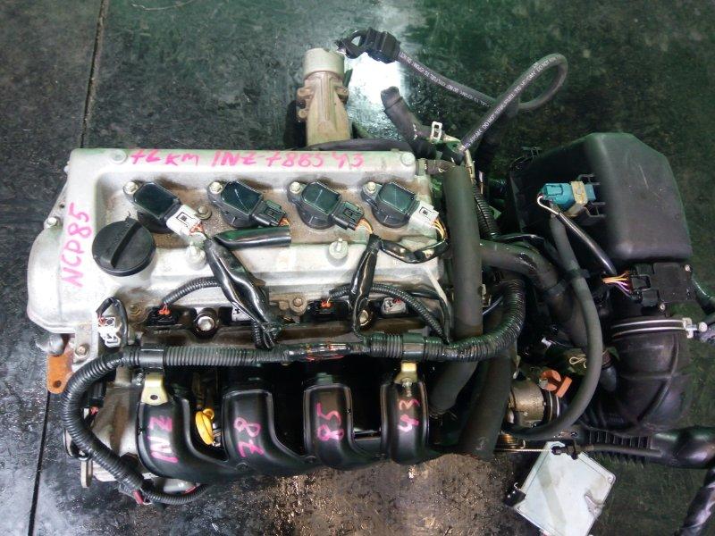 Двигатель Toyota Sienta NCP85 1NZ-FE 2005 (б/у)