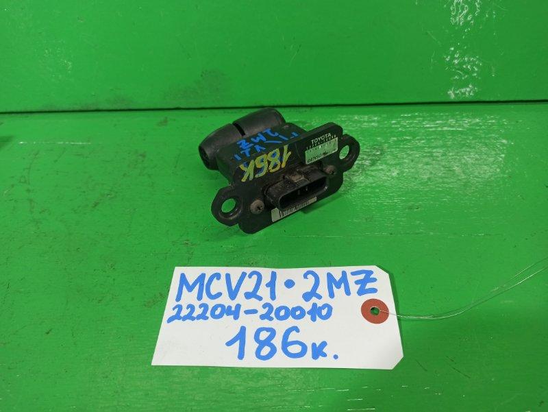 Датчик потока воздуха Toyota Windom MCV21 2MZ-FE (б/у)