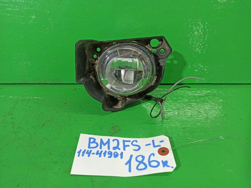 Туманка Mazda Axela BM2FS левая (б/у)