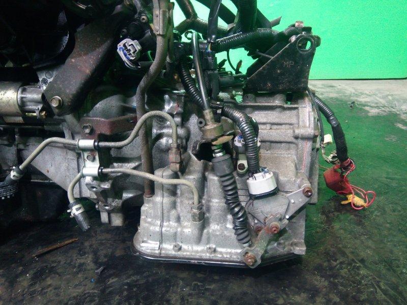 Акпп Toyota Allex ZZE124 1ZZ-FE (б/у)