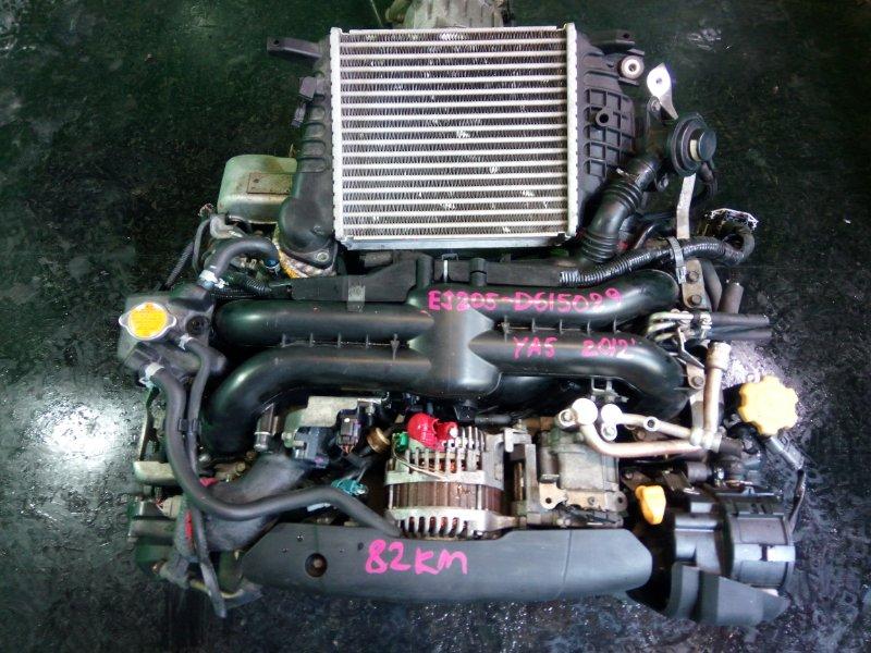Двигатель Subaru Exiga YA5 EJ205 2012 (б/у)