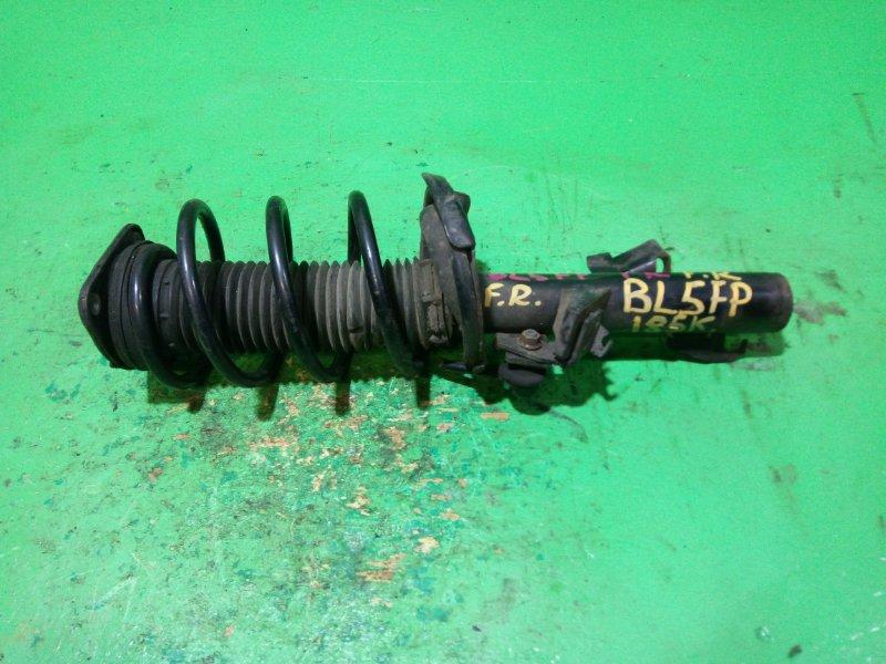 Стойка Mazda Axela BL5FP передняя правая (б/у)