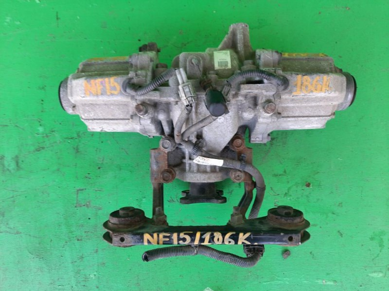 Редуктор Nissan Juke NF15 MR16-DDT задний (б/у)