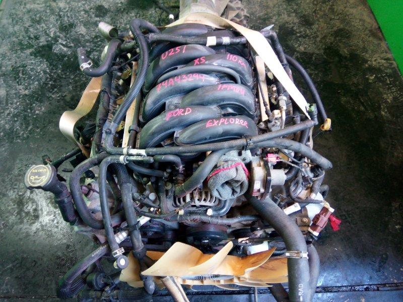 Двигатель Ford Explorer U251 XS (б/у)