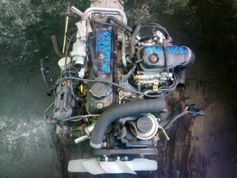 Двигатель Toyota Dyna YY201 3Y 1996 (б/у)