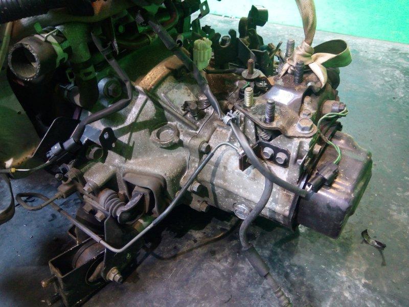 Мкпп Mazda Familia BJFW FS (б/у)