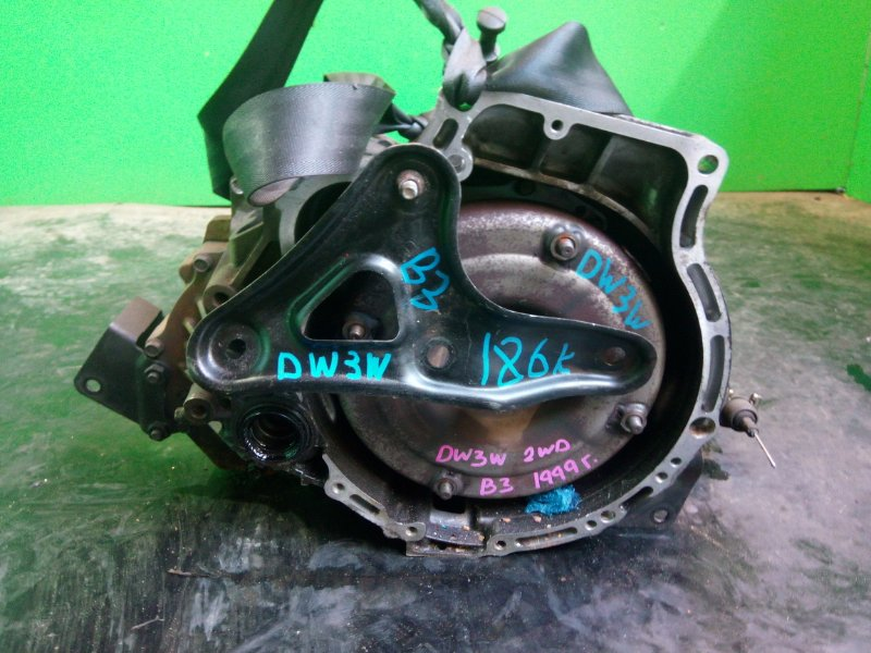 Акпп Mazda Demio DW3W B3 1999 (б/у)