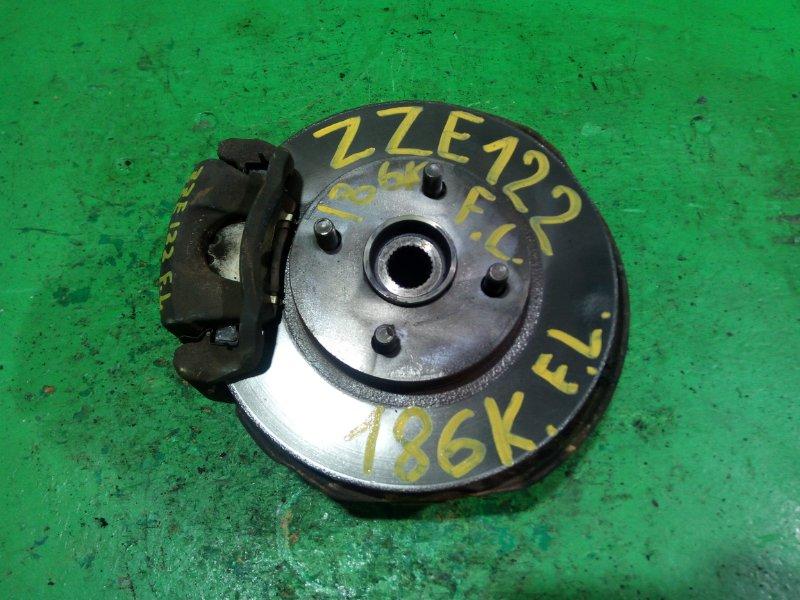 Ступица Toyota Spacio ZZE122 передняя левая (б/у)