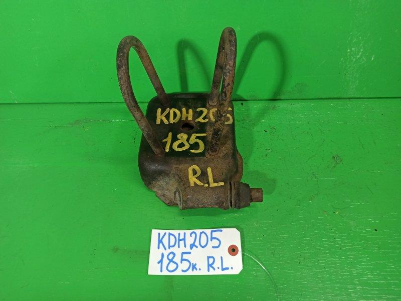 Стремянка рессоры Toyota Hiace KDH205 задняя левая (б/у)