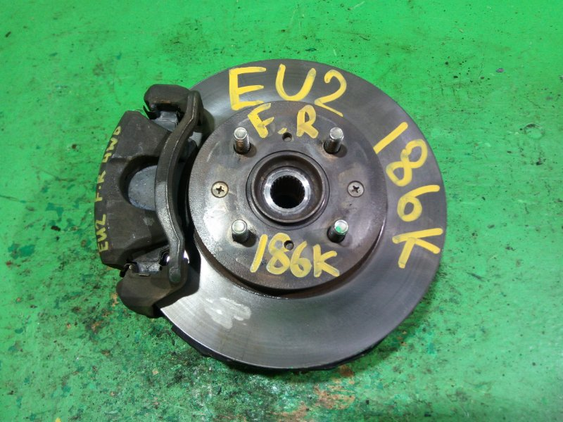 Ступица Honda Civic EU2 передняя правая (б/у)