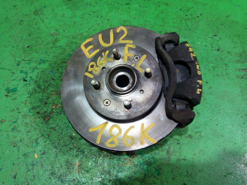 Ступица Honda Civic EU2 передняя левая (б/у)