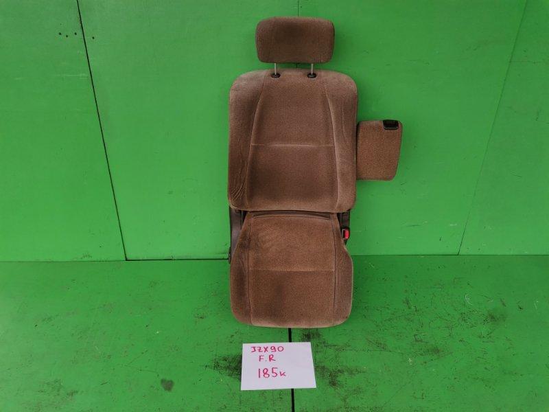 Сиденье Toyota Mark Ii JZX90 переднее правое (б/у)