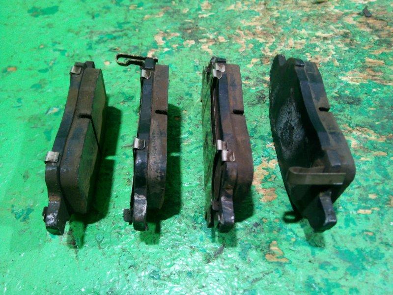 Тормозные колодки Toyota Probox NCP55 переднее (б/у) №1