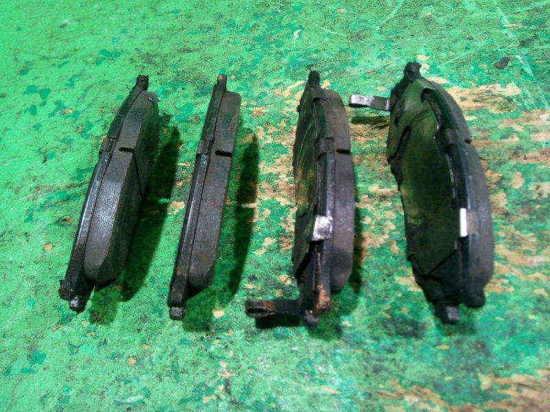 Тормозные колодки Nissan Sunny FB15 переднее (б/у)