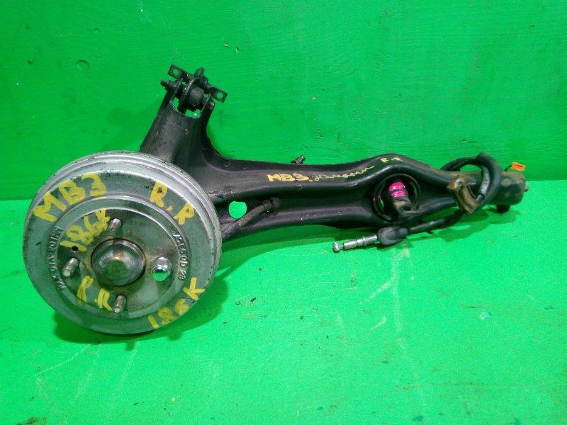 Ступица Honda Domani MB3 задняя правая (б/у)