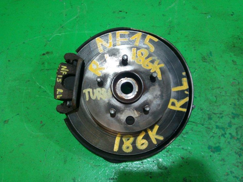 Ступица Nissan Juke NF15 задняя левая (б/у)