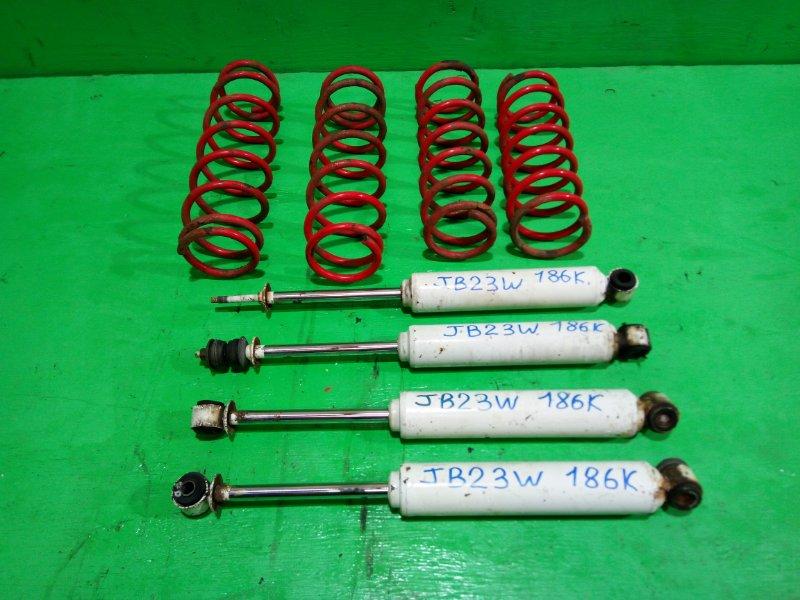Амортизатор Suzuki Jimny JB23W (б/у)