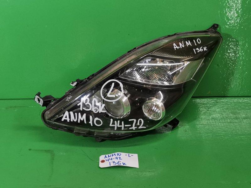 Фара Toyota Isis ANM10 левая (б/у)