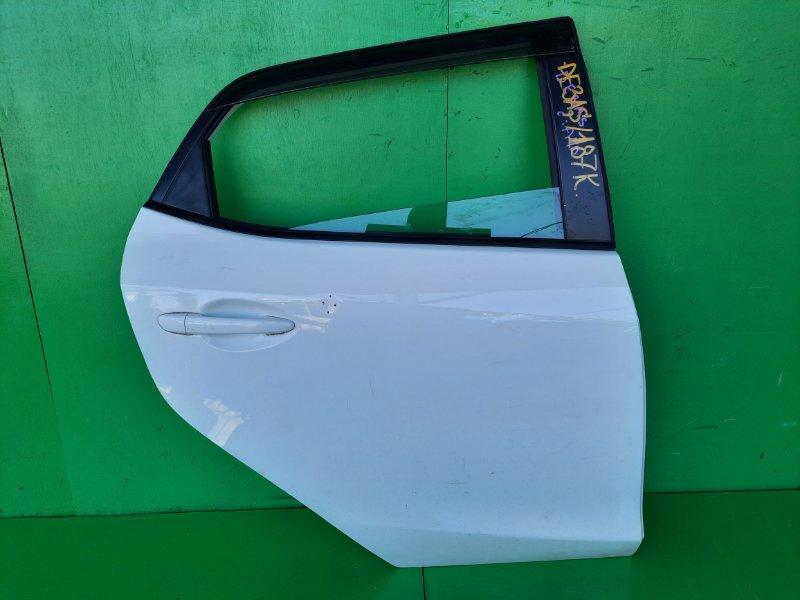 Дверь Mazda Demio DE3AS задняя правая (б/у)