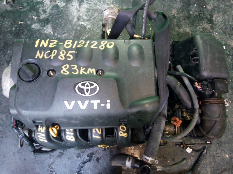 Двигатель Toyota Sienta NCP85 1NZ-FE (б/у)