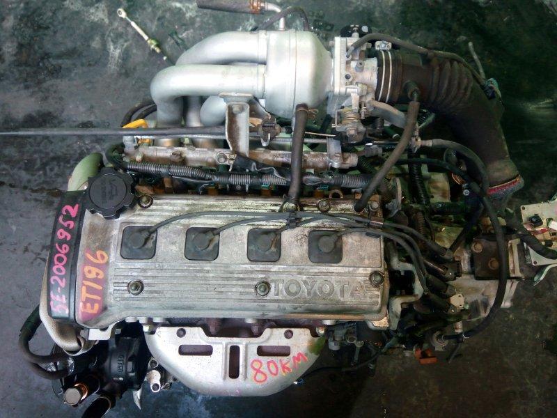 Двигатель Toyota Caldina ET196 5E-FE (б/у)