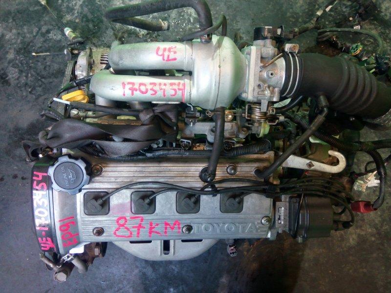 Двигатель Toyota Starlet EP91 4E-FE (б/у)