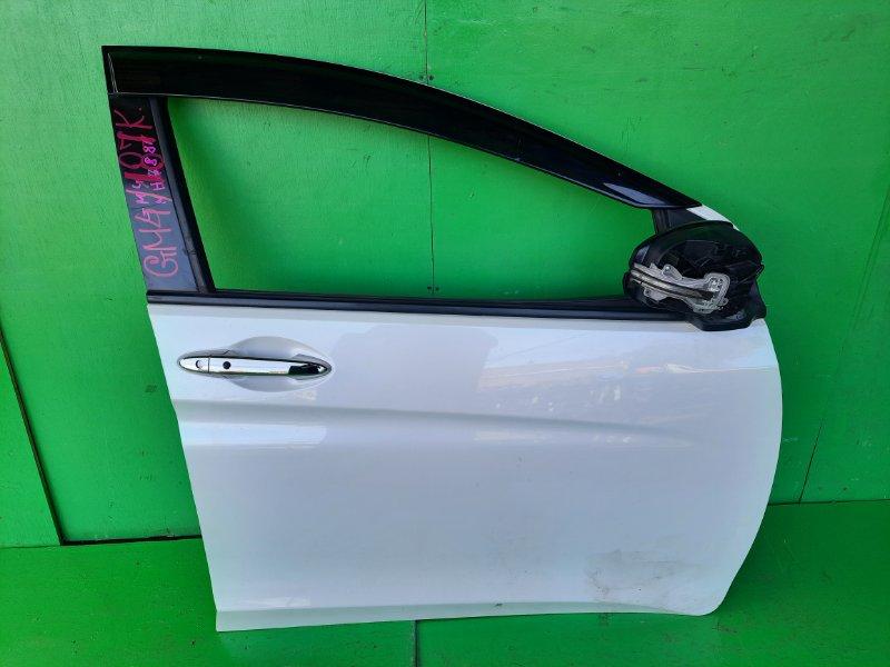 Дверь Honda Grace GM4 передняя правая (б/у)