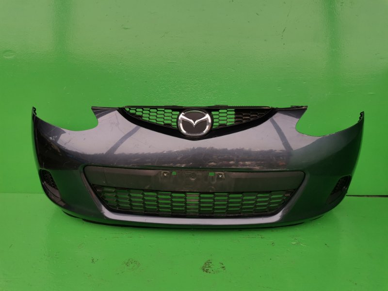 Бампер Mazda Demio DE3AS передний (б/у)